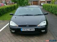Ford Focus 1.6 Ghia spares or repair for Sale