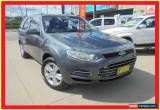 Classic 2011 Ford Territory SZ TX Grey Automatic A Wagon for Sale