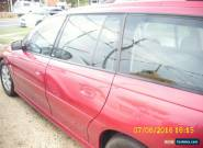 vy commodore s/wagon 5.7ltr   for Sale