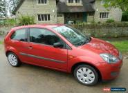 2007 / 57 - FORD FIESTA 1.25 STYLE 3 DOOR HATCHBACK - M.O.T MARCH 2017 for Sale