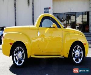 Classic Chevrolet: SSR SS for Sale