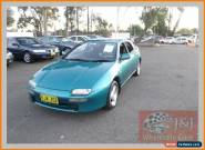 1996 Mazda 323 Astina Blue Manual 5sp M Hatchback for Sale
