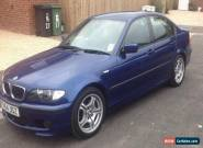 BMW 320D M SPORT INDIVIDUAL MODEL for Sale
