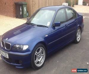 Classic BMW 320D M SPORT INDIVIDUAL MODEL for Sale