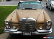 1965 Mercedes-Benz S-Class for Sale