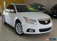 2013 Holden Cruze CDX JH SERIES II MY13 Heron White Automatic A Sedan for Sale