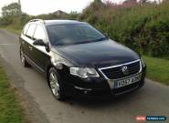 Volkswagen Passat 2.0TDI (170 BHP) 6 Speed Manual Sport Estate 5dr for Sale