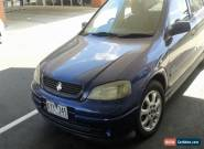 holden astra 5spd manual everything works nsw blue slip supplied for Sale