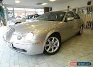 2004 (54) JAGUAR S-TYPE 2.7d V6 SE Auto for Sale