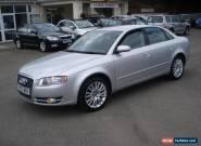 2007 07 Audi A4 2.0TD  SE 5DR for Sale