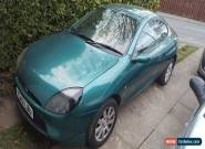 2001 FORD PUMA 1.7 16V GREEN - Spares or Repairs for Sale