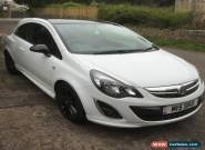 2014/64 VAUXHALL CORSA 1.2 LIMITED EDITION 3 DOOR 10K MILES for Sale