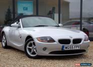 BMW Z4 2.0i 2005 SE Roadster for Sale