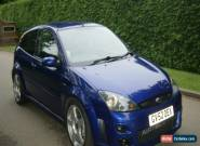 2003 FORD FOCUS RS BLUE. ONLY 74,000 MILES for Sale