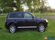 2004 VOLKSWAGEN TOUAREG V6 SPORT BLACK for Sale