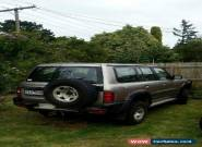Nissan Patrol GU 2.8 for Sale