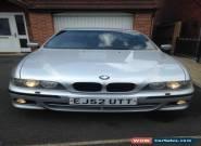 2002 BMW 530 I SPORT SILVER for Sale