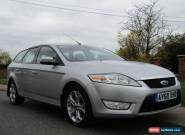2010 Ford Mondeo 1.8 TDCi SPORT 5DR TURBO DIESEL ESTATE 6 SPEED MANUAL * SAT ... for Sale