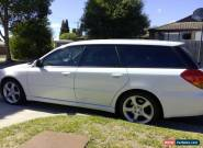 2006 Subaru Liberty Wagon 3.0R-B, Outback/Forester . for Sale