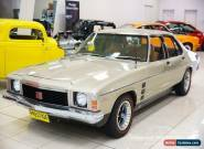 1975 Holden Monaro HJ GTS Antelope Met Automatic 3sp A Sedan for Sale