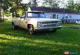 Classic 1986 Chevrolet C/K Pickup 3500 for Sale