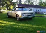 1986 Chevrolet C/K Pickup 3500 for Sale