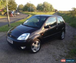 Classic Black Ford Fiesta 1.4 Zetec 3dr for Sale