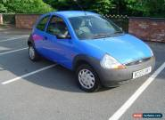 2003 Ford Ka 1.3 dura tac engine for Sale