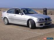 2003 BMW 320 DE SE AUTO SILVER for Sale