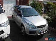 2006 FORD FOCUS LX TDCI 90 SILVER for Sale