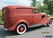 1934 Ford for Sale