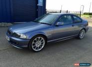 2000 W BMW 318 CI 1.9 2dr Coupe SPARES OR REPAIR for Sale