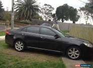 Holden Epica CDXi (2008) 4D Sedan Automatic (2.5L - Multi Point F/INJ) 5 Seats for Sale
