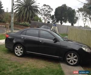 Classic Holden Epica CDXi (2008) 4D Sedan Automatic (2.5L - Multi Point F/INJ) 5 Seats for Sale