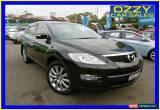 Classic 2009 Mazda CX-9 Luxury Black Automatic 6sp A Wagon for Sale