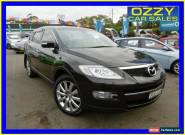 2009 Mazda CX-9 Luxury Black Automatic 6sp A Wagon for Sale