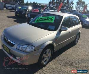 Classic 1998 Mazda 323 Astina Shades Silver Automatic 4sp A Hatchback for Sale