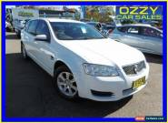 2011 Holden Commodore VE II Omega White Automatic 6sp A Sportswagon for Sale