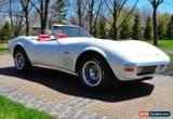 Classic 1970 Chevrolet Corvette 4 Speed for Sale