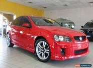2009 Holden Commodore VE MY09.5 SV6 Red Hot Automatic 5sp A Sedan for Sale