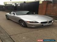 BMW Z4 2.2 auto 2003 convertible for Sale