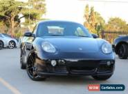 2007 Porsche Cayman 987 S Black Magic Automatic 5sp A Coupe for Sale