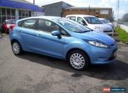 2010 FORD FIESTA 1.4 EDGE 5 DOOR HATCHBACK PETROL for Sale
