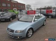 2003 Audi A4 Cabriolet 1.8 T Sport 2dr (CVT) for Sale