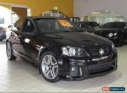 2010 Holden Commodore VE II SV6 Black Automatic 6sp A Sedan for Sale