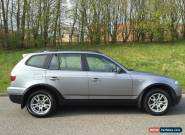 2007* BMW X3 2.0d SE SUV DIESEL for Sale