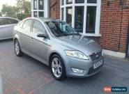 2008' 58 FORD MONDEO TITANIUM 2.0 TDCI AUTO SILVER Only 2 PREV OWNERS *BARGAIN** for Sale