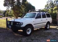 1993 TOYOTA LANDCRUISER 80 SERIES DIESEL for Sale