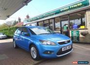 2008 Ford Focus 1.8 TDCi Titanium 5dr 5 door Hatchback  for Sale
