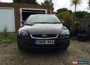 2006 FORD FOCUS ZETEC GREY for Sale